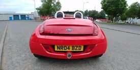 Red Ford Street Ka Roadster 1.6 Petrol