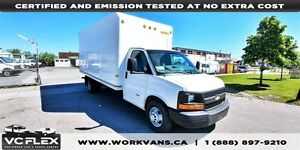 2012 Chevrolet Express G3500 16Ft 6.6L Duramax Diesel + Ramp