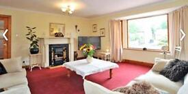 Very Spacious Bungalow neAt the heart of Royal Deeside