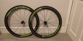 Fulcrum Racing Quattro wheelset (with GP4000 tyres)