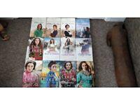 Books romance bundle as new