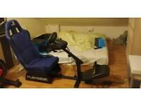 Playseat+Logitech G29 bundle, gaming chair, gaming seat