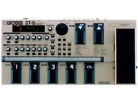 Boss GT6 Multi-Effects Pedal