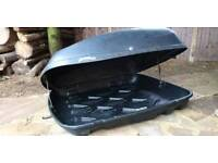 Roof box Halfords lockable
