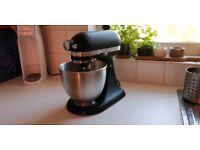 KitchenAid Mini Stand Mixer - Matte Black