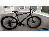 Adult carrera mountain bike