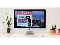 4.2Ghz Quad Core i7 27' 5K Apple iMac 64GB 512GB SSD Final Cut Adobe Photoshop MS Office Suite