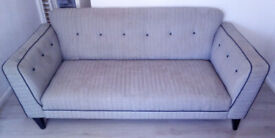 Grey Couch £30