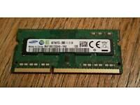 4Gb DDR3-1600 SODIMM (PC3-12800) RAM