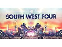 South West Four Sunday SW4 deadmau5 tickets x 2 (paper tickets)