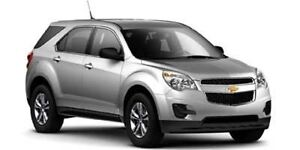 2010 Chevrolet Equinox LS All Wheel Drive - $10/Day