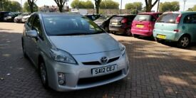 Toyota Prius T3 hybrid 2012 with PCO