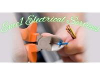Professional electrical services for Houses, Shops, and Factories at affordable Prices 07770075577