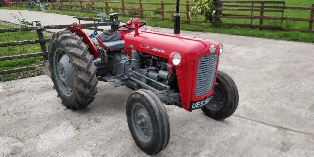 Massey Ferguson 35 1963 3 cylinder   in Maghera, County Londonderry    Gumtree