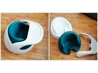 Mamas and papas baby bumbo chair with tray