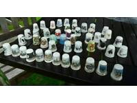 47 Thimbles for sale  Wiltshire