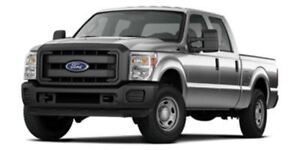 2015 Ford F-250 4WD CREW CAB