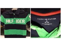 BOYS 8-10 YEARS TOMMY HILFIGER TSHIRT IN USED CONDITION £6