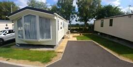 2012 Calypso 6 berth static Caravan, park leisure Ribble Valley