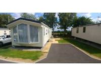 2012 Calypso 6 berth static Caravan, park leisure Ribble Valley