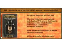 SAS Soldier's Story - One of the first 55 - £5