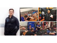 Wanted 10 over 30 men for Fitness programme underway in Bristol City Centre