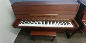 "1991 43"" Upright Yamaha Eterna Piano"