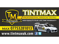 PROFESSIONAL WINDOW TINTING from £50!!!!!!!!