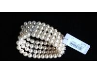 Jon Richards Pearl bracelets