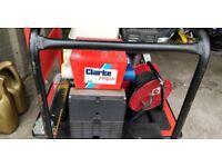 Clarke CP5050 Honda powered generator