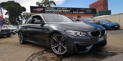 2014 BMW M4 Convertible Condell Park Bankstown Area Preview