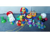 8 x Various Young Kids Toys. Great Educational Toys – Excellent Condition