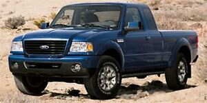 2009 Ford Ranger Sport SuperCab Manual 2WD