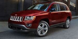 2012 Jeep Compass North 4x4 Heated Seats