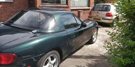 2000 Mazda Mx5 - Mk2 (Includes Hardtop)