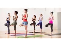 Women-only Yoga in Bethnal Green, East London