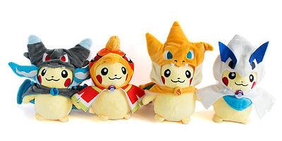 pokemon plush toys SET OF 4