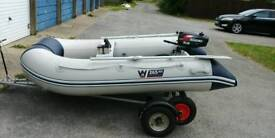 Fishing boat /tender