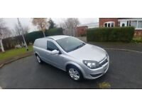 Vauxhall astra van 1.7cdti sportive, Full service, 11 months mot, brand new timing belt just fiited!