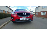 Mazda Cx-5 2016 se-l nav only 17600 miles from new