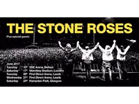 The Stone Roses Glasgow 24 June -2 tickets