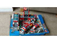 Lego City Fire station 7945