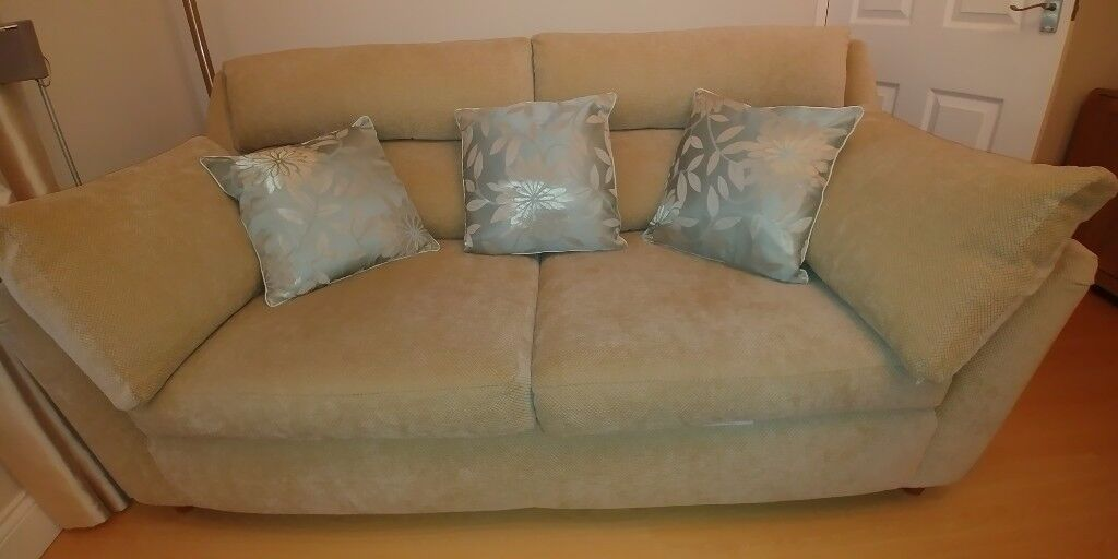 Two Next Sofas