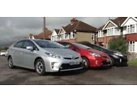 PCO registered Prius for Rent @ £115 per week