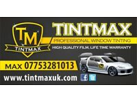 Professional Window Tinting from £50!!!!!!!!!