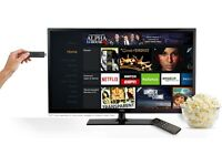 Amazon fire stick with Kodi programme installed and ready to use