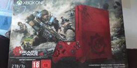 Xbox One S Gears of War: Special Edition 2TB