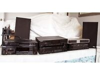 HiFi System – Vintage, in excellent condition