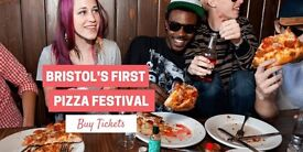 Event Staff Needed for Bristol Pizza Festival - 19th Nov - Earn Cash, Pizza & Beer