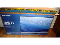 Samsung UE55KU6400 55-inch 4K Ultra HD Smart TV - SEE DESCRIPTION